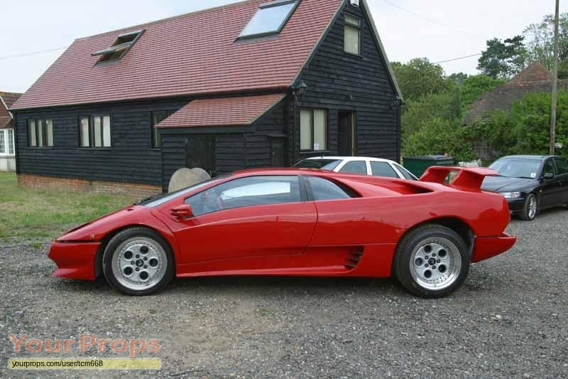 Lamborghini countach james bond buy this james bond level for Furniture 7 days to die