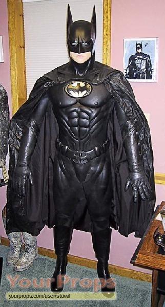 Batman Forever  Val Kilmer BatmanVal Kilmer Batman Suit