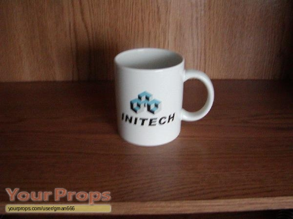 Office Space Initech Coffee Mug Replica Movie Prop