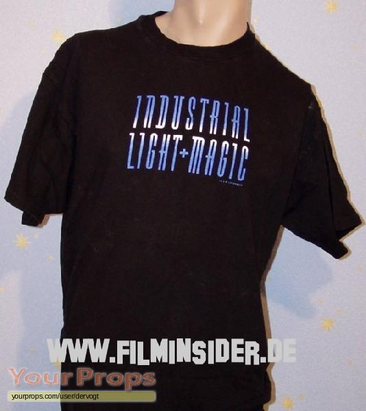 Miscellaneous Productions ILM Visual Effects Crew T- Shirt