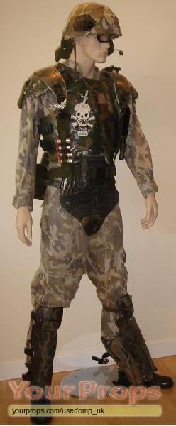 Aliens original movie costume & Aliens Complete Hudson costume original movie costume