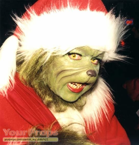 how the grinch stole christmas replica movie costume - How The Grinch Stole Christmas Jim Carrey