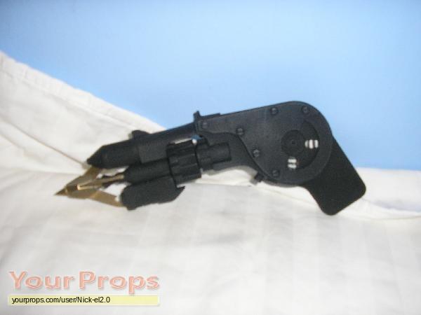 Batman 89 spear gun grapple gun replica prop weapon for Batman fishing pole