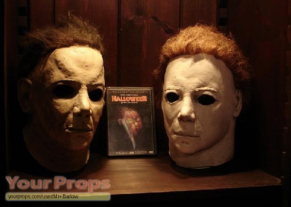 Halloween 6: The Curse of Michael Myers Screen Used Michael Myers ...