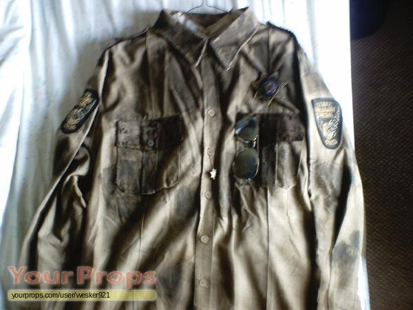 Resident Evil Extinction Undead Patrolmans Outfit Original Movie