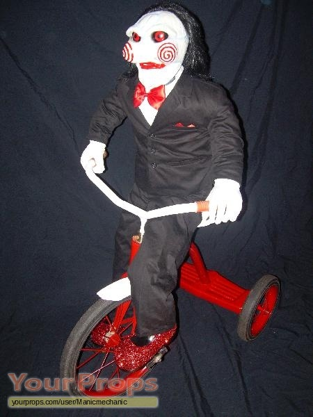 Saw Ii Full Size Billy Puppet Replica Movie Prop