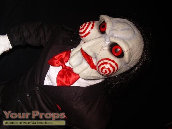 Saw Movies Puppet Billy Puppet From Saw ii