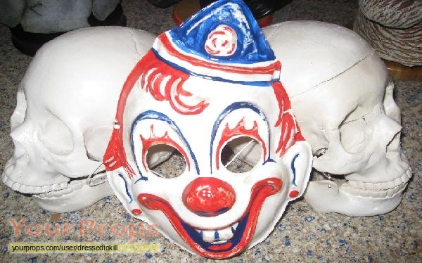 Rob Zombie Halloween Clown Mask.Halloween Rob Zombie S Young Michael Myers Clown Mask