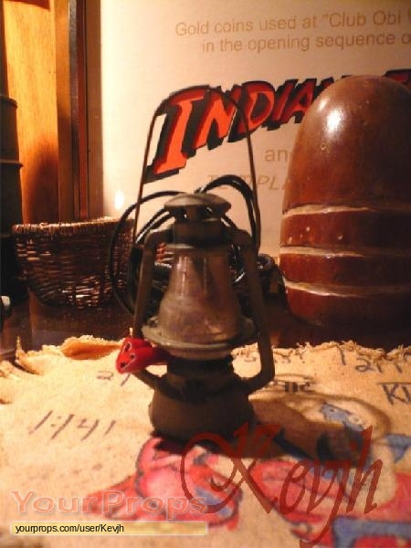 Indiana Jones And The Temple Of Doom Miniature mine cart