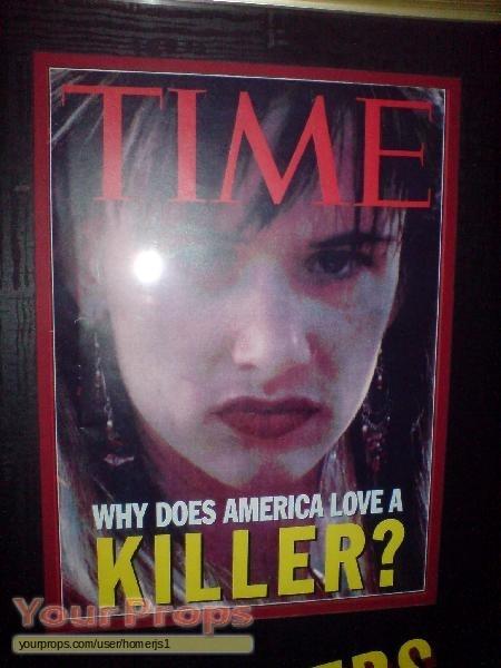 Natural Born Killers Mallory Knox Time magazine original ...