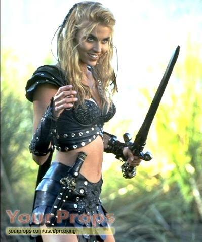 Xena: Warrior Princess Costume worn by Callisto original ...