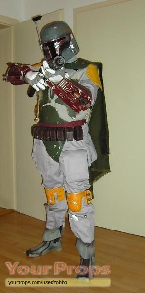 Star Wars: Return Of The Jedi Boba Fett RotJ Costume ...