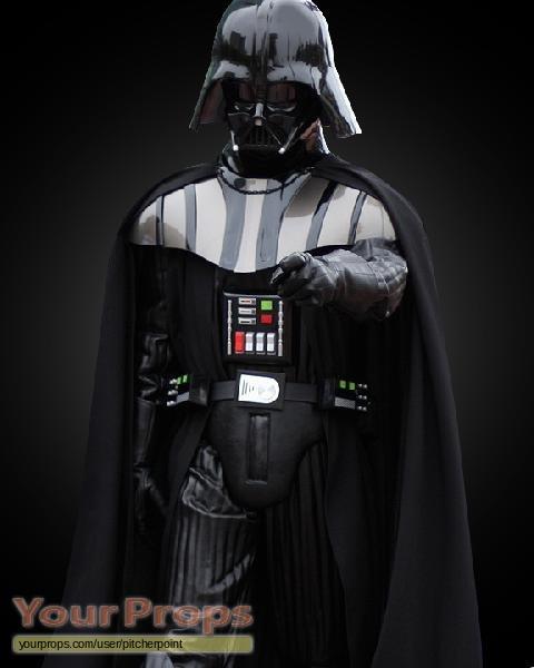Star Wars Revenge Of The Sith Darth Vader Replica Costume Replica Movie Costume
