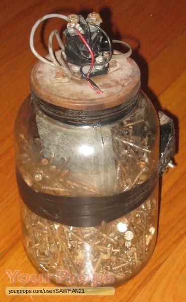 Saw Iii Hero Nail Bomb Used In Troy S Saw 3 Classroom Trap