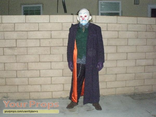 The Dark Knight Joker costume custom. replica movie costume & The Dark Knight Joker costume custom replica movie costume