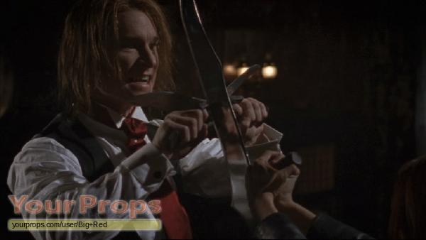Bloodrayne Ii Deliverance Billy The Kid S Zack Ward Knifes