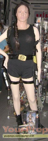 Angelina Jolie Tomb Raider Costume: Photo 221241