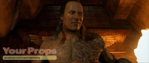The Mummy Returns The Scorpion King Dwayne Johnson (The ...