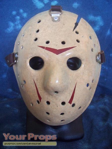 Pornostar jason hockey mask replica
