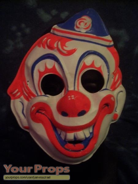 Rob Zombie Halloween Clown Mask.Halloween Rob Zombie S Collegeville Clown Mask Vintage