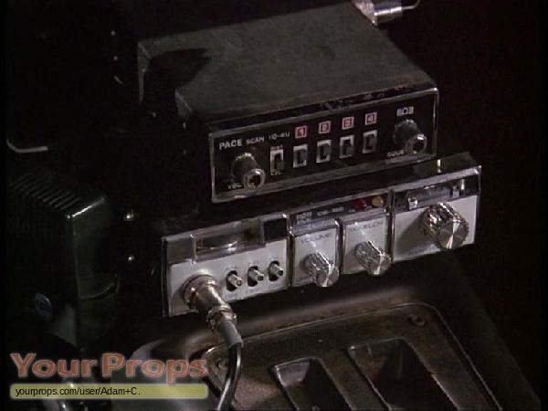 Smokey and the bandit bandits cb radio pace cb 166 replica replica movie prop sciox Gallery