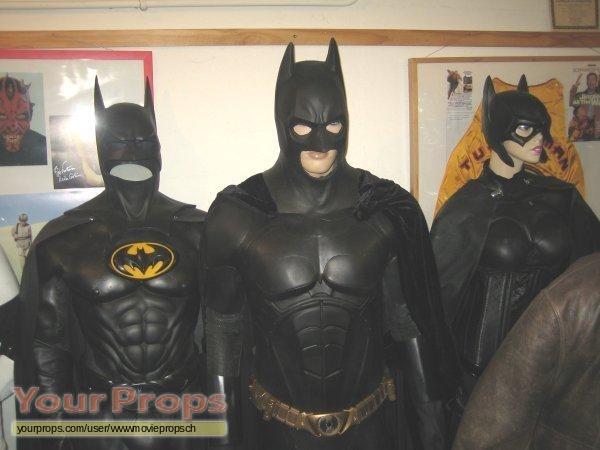 Batman Begins Batsuit Replica