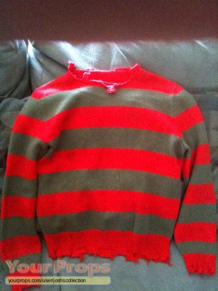 A Nightmare On Elm Street 5 The Dream Child Freddys Hero Sweater
