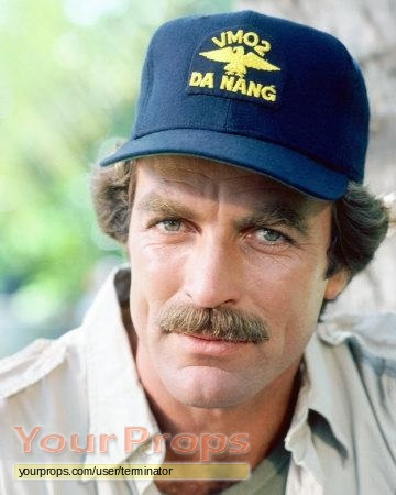 Magnum P I original movie costume · Magnum P I original movie costume a61eb9249871