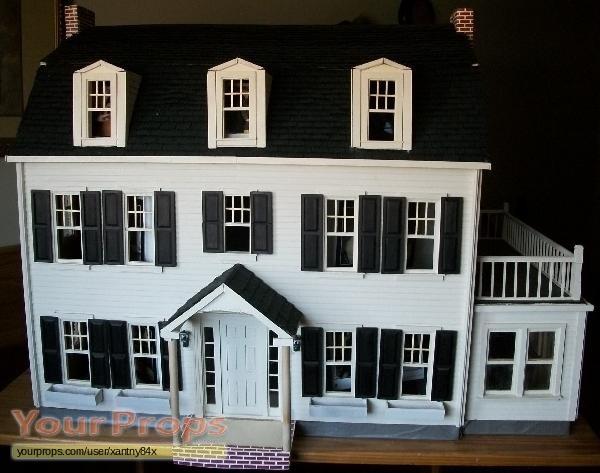 The amityville horror amityville horror movie house for Model house movie