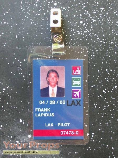 LostFrankLapidusAirportSecurityIdCardJpg  Pixels