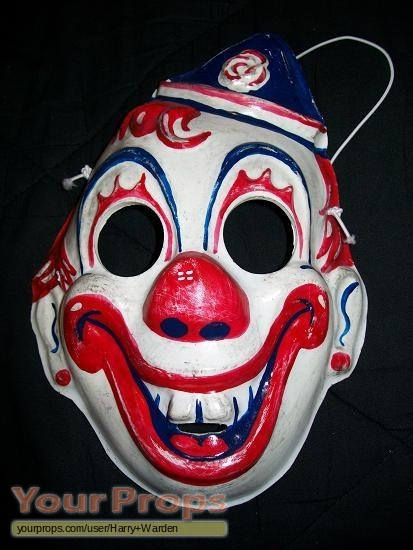Rob Zombie Halloween Clown Mask.Halloween Rob Zombie S Clown Mask From Rz S Halloween