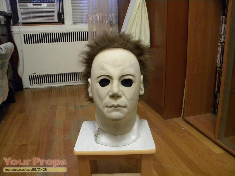 Halloween H20: 20 Years Later Halloween H20 Myers Mask Stan ...