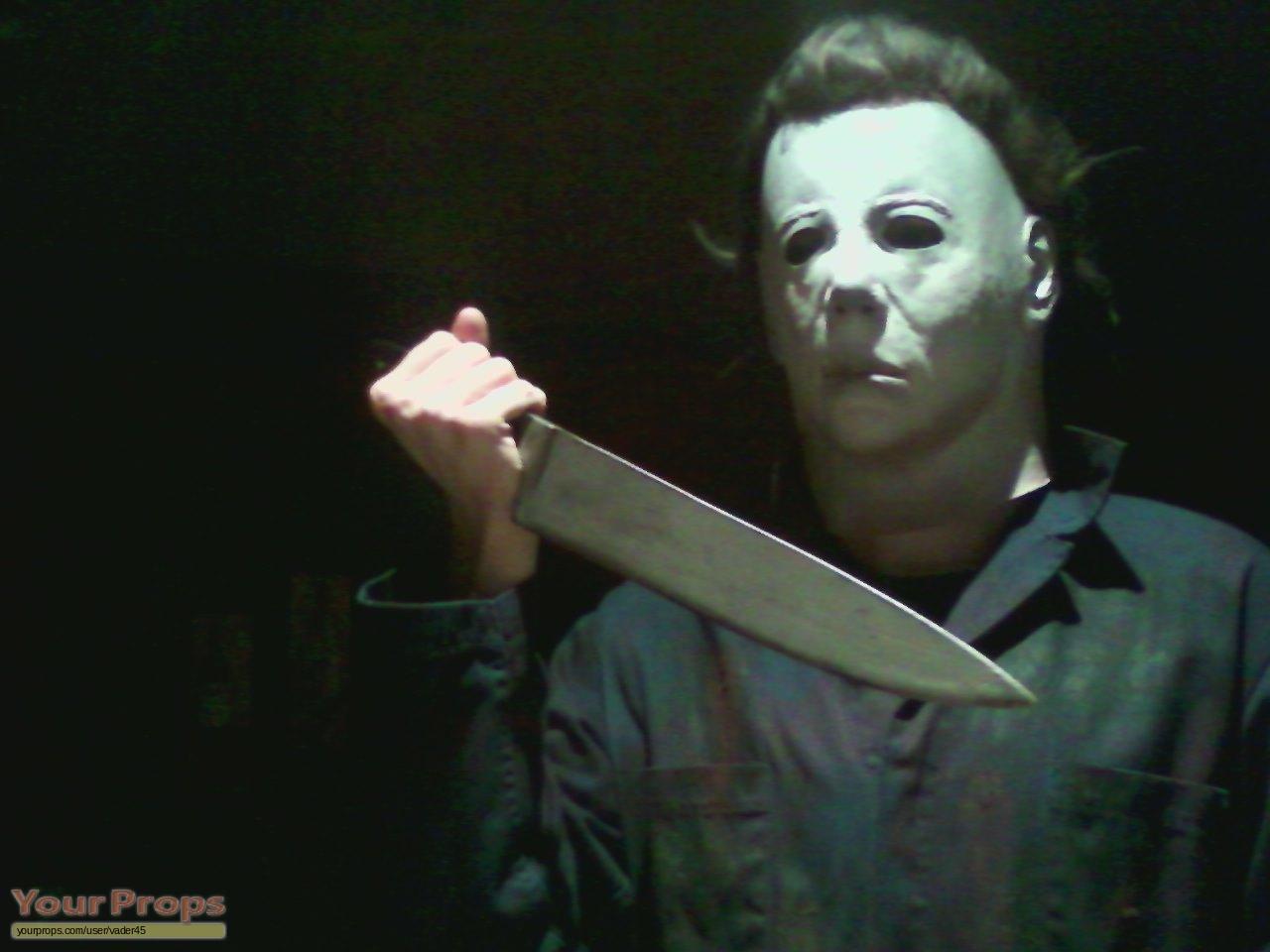 Halloween WMP Nightstalker Michael Myers Replica mask replica ...