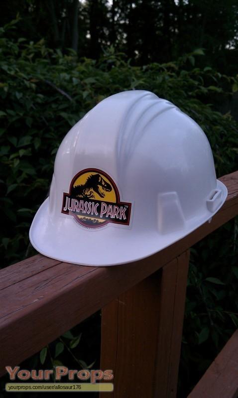 4d2ca129ba0 Jurassic Park  The Ride Islands of Adventure Worker Helmet original ...