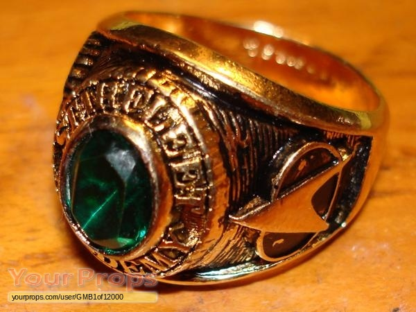 Star Trek Into Darkness Starfleet Academy Ring - BigBadToyStore