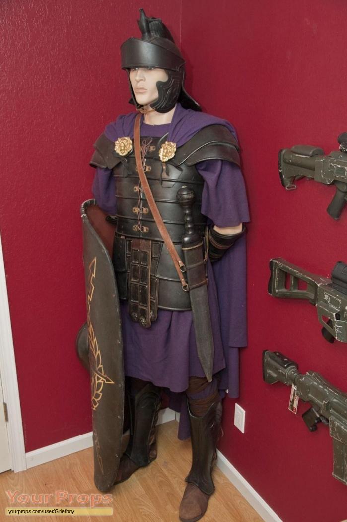 Gladiator Praetorian Guard original movie costume