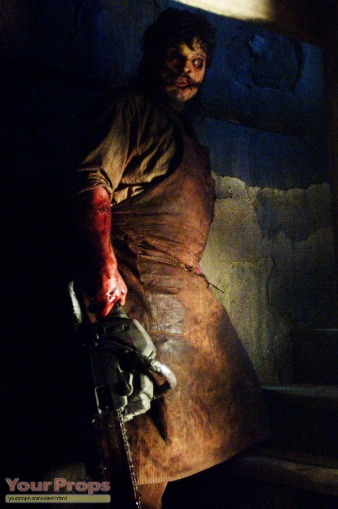 Texas Chainsaw Massacre: The Beginning Leatherface's ...
