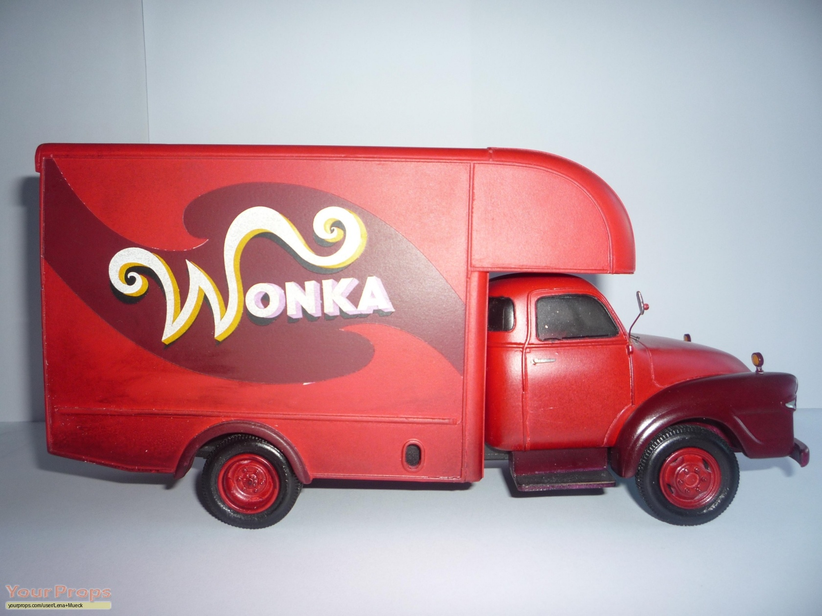 Charlie and the Chocolate Factory Original Wonka Delivery van ...