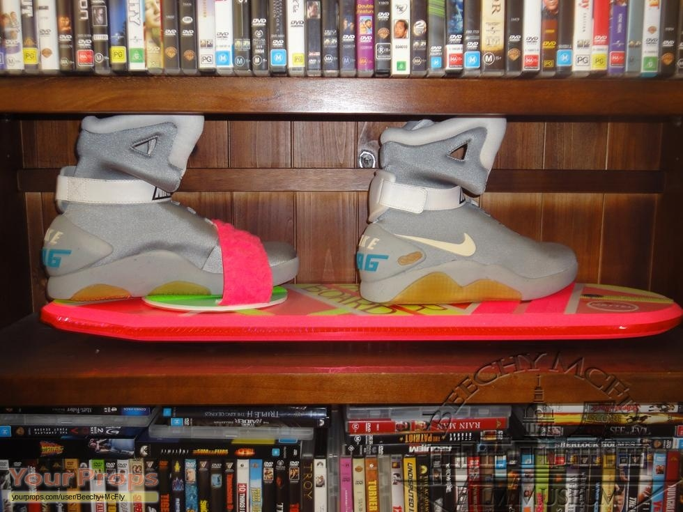 back to the future 2 nike shoes