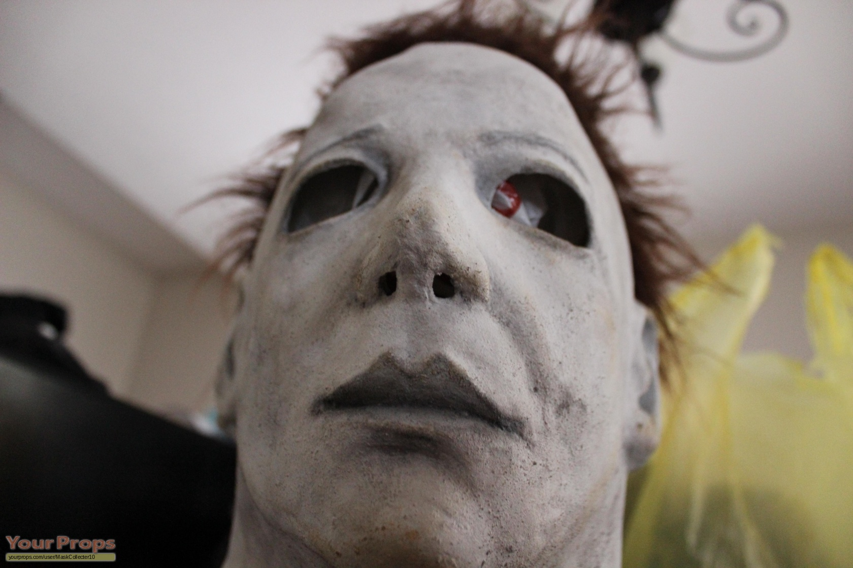 Halloween 6: The Curse of Michael Myers KX Halloween 6 mask ...