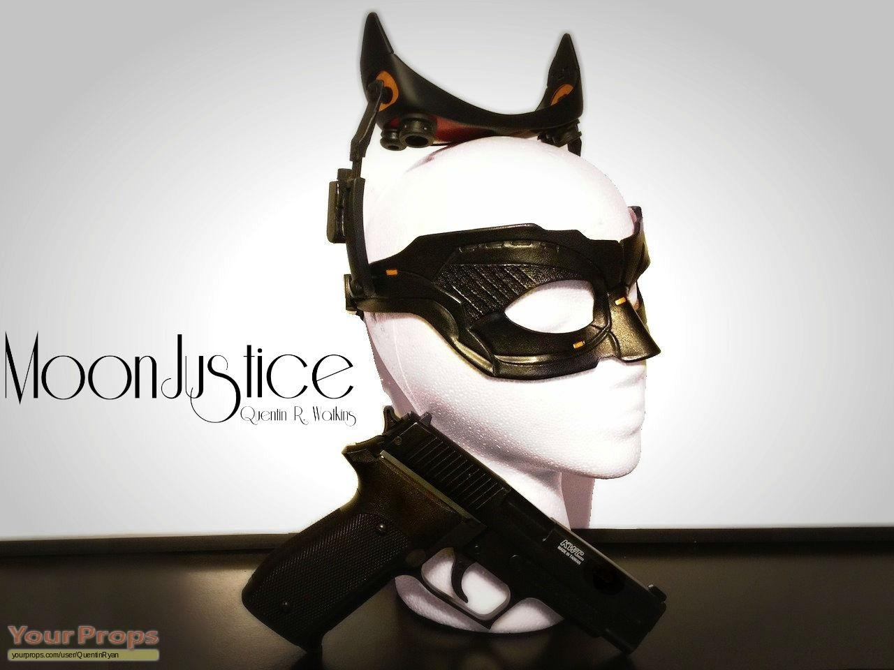 09725b5b63 The Dark Knight Rises Replica Movie Prop ... image number 3 of the dark  knight catwoman costume ...