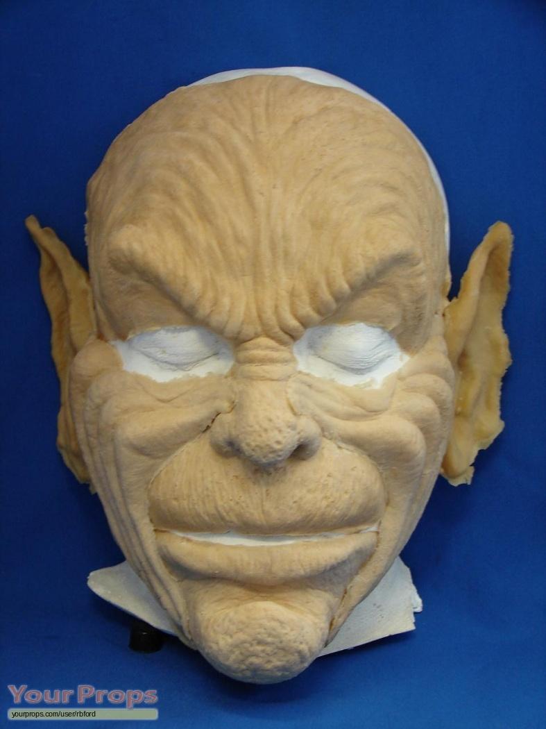 Leprechaun 4 In Space Warwick Davis Life Cast And Leprechaun