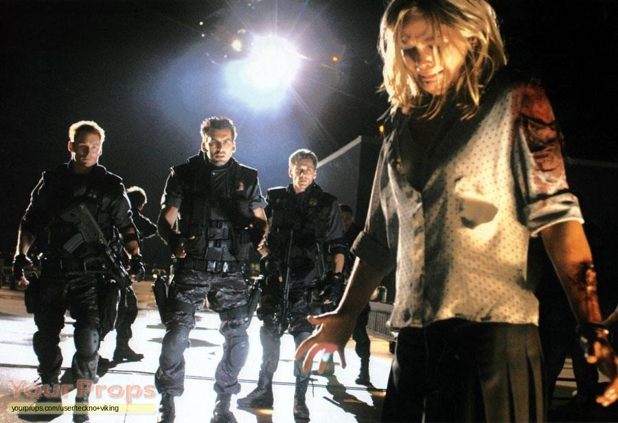 Resident Evil Apocalypse Screen Accurate Tactical Tiger Trousers
