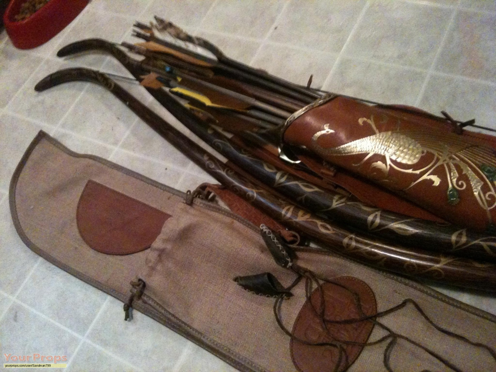 Lord Of The Rings Bows For Sale