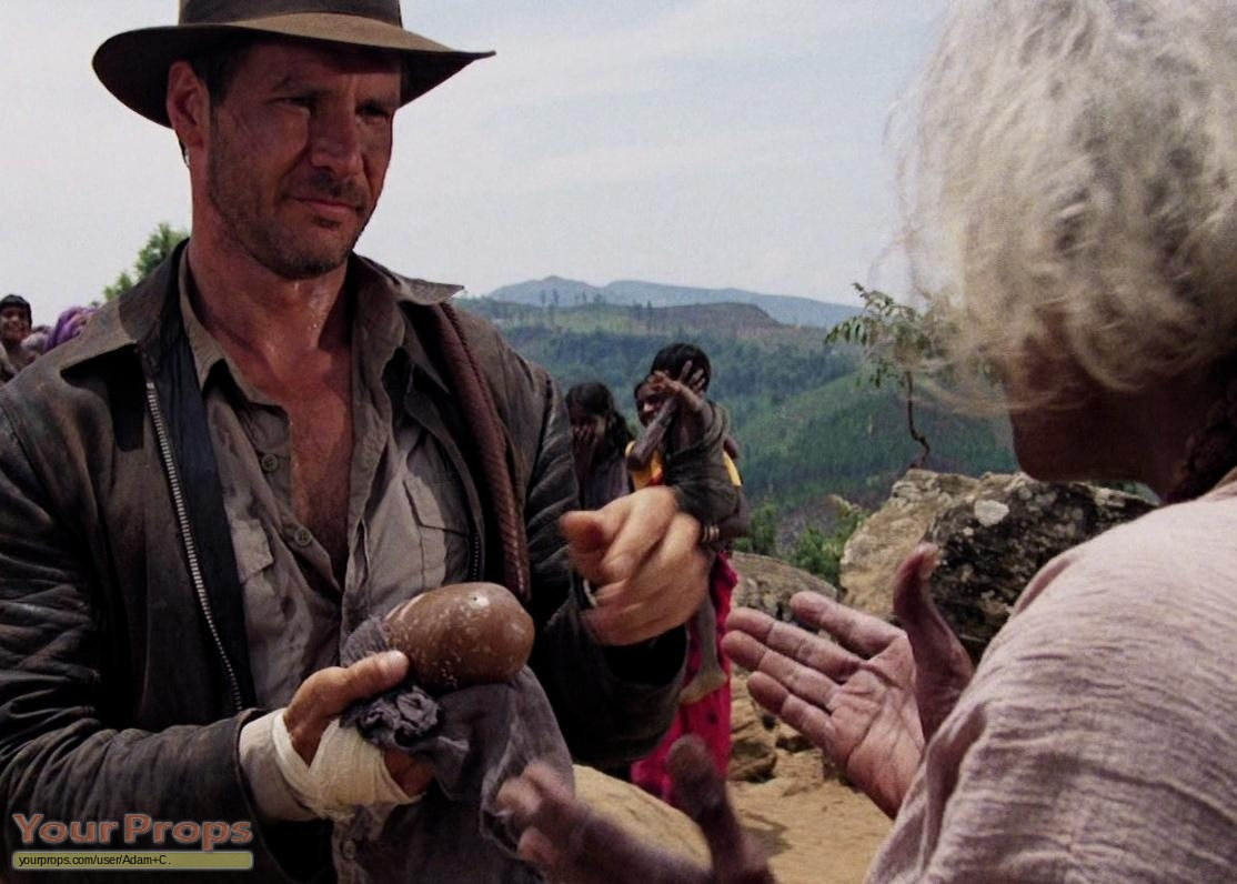 indiana jones the movie analysis of Indiana jones did change in the three challenges, as he put more trust into himself, and god henry (indiana's father) changed as he put trust into his son indiana to.