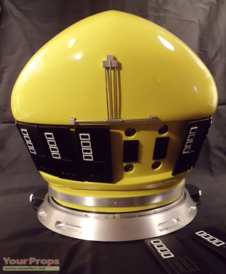 Space helmet replica