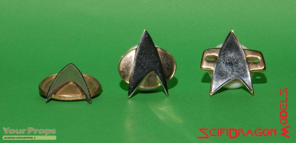 Star Trek: The Next Generation NEXT GEN COMMUNICATORS