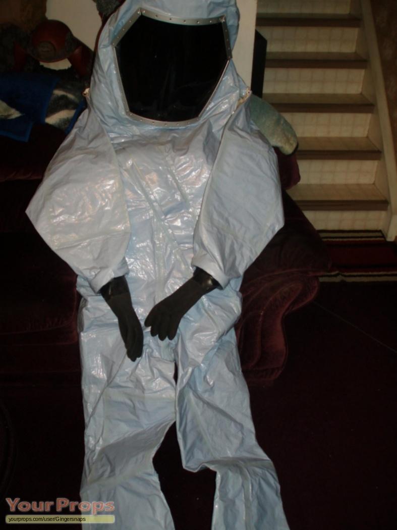 Resident Evil Hero Hazmat Suit Spence Parks original movie costume