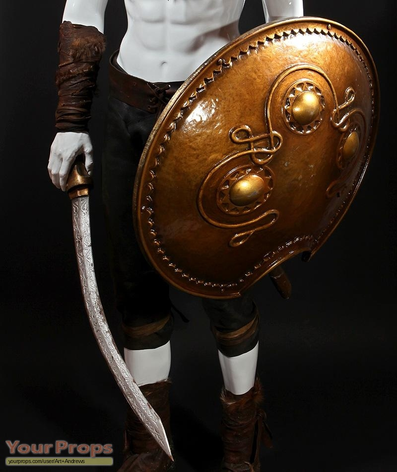 Heraklion Shield The Immortals Movie