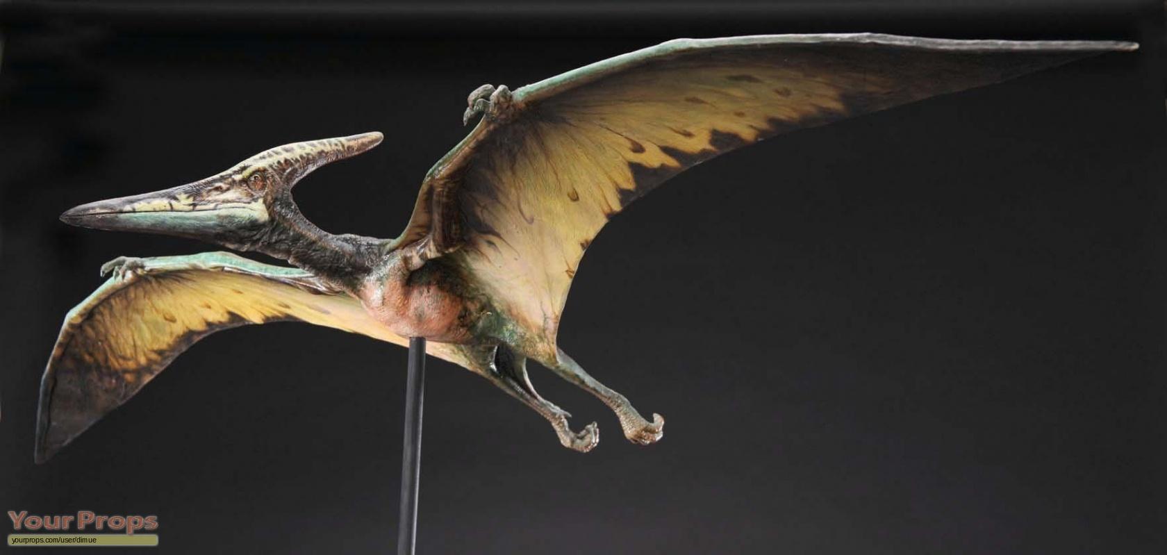 Jurassic Park 3 Stan Winston Pteranodon Maquette original ...
